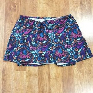 Skirt Sports Gym Girl Ultra Bonita XXL